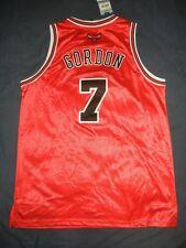 BEN GORDON Reebok CHICAGO BULLS AUTHENTIC Jersey 52 2XL NBA NWT LaVine Dunn