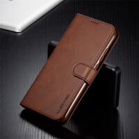For Samsung Galaxy A51 A71 A01 PU Leather Magnetic Flip Wallet Stand Case Cover