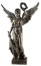 Veronese Bronze Figurine Greek Goddess of Victory Nike Mythology Roman Victoria