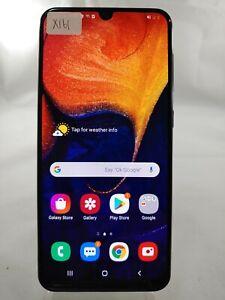 Samsung Galaxy A50 A505U 64GB Verizon GSM Unlocked Smart Cellphone Black X161