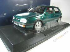 VOLKSWAGEN GOLF VR6 MK3 1996 1/18 NOREV (GREEN METALLIC)