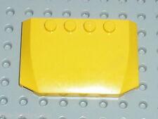 Capot LEGO yellow wedge ref 52031 / Sets 7249 7685 7344 3677 7936 7891 ..