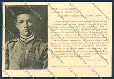 Pavia Robecco Medaglia Oro SCOLLATA cartolina C7946 SZD