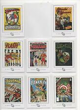RITTENHOUSE DC LEGACY FIRST COVERS  - CHOOSE SINGLE CARD/S -FILL THOSE GAPS
