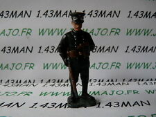 SOLDAT plomb HACHETTE 1/32 : WW1 guerre 14/18 n°25 Conducteur Allemand 1915
