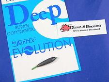 5 Torpille  Sarfix deep evolution con gommino 1,25 gr pesca agonismo, bolognese