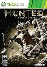 Hunted: The Demon's Forge (Microsoft Xbox 360, 2011) item1180
