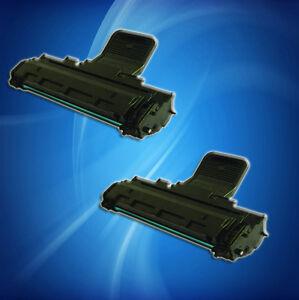2PK TONER MLT-D108S for Samsung  ML-1640 ML2240 MLT-D108S