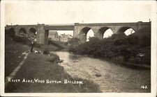 Baildon. River Aire, Wood Bottom # 145.