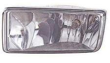Fits 07 08 09 10 11 12 13  Chevrolet Silverado Foglight Driver NEW Foglamp