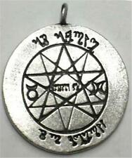 Witches Spell Pewter Pendant, Amulet, Talisman!
