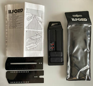 Ilford Camera Film Retriever for 35mm Cassettes inc. Instructions & Spare Blades