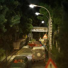 Busch Ho 4192 Lampes de Rue Siemens Aador 52 # Neuf Emballage D'Origine #