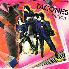 """7"""" TACONES dificil / rita se hizo de oro TINO CASAL 45 SPAIN 1981 SINGLE"""