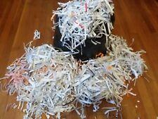 shredded packing paper (10 pound bag)