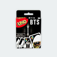 BTS OFFICAL Authentic Goods UNO 145x95x29mm + Tracking Number