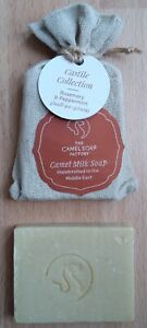 Camel Milk Facial Cleansing Soap Skin Cosmetics Olive Oil Tea Tree Lavender Aloe