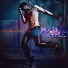 "JASON DERULO ""FUTURE HISTORY"" CD NEUWARE"