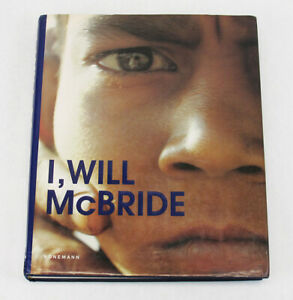 I, Will McBride by Will McBride Photobook Photography (1997, Hardcover)
