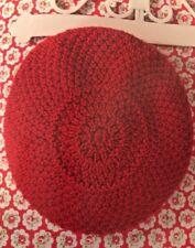 FCl73 - Knitting Pattern - Lady's Merino Blend Aran Tam Beret Hat