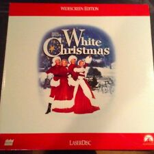 White Christmas - Widescreen  Laserdisc - Buy 6 for free shipping