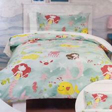 Mermaids Toddler / Junior Bedding Bundle 4.5 Tog 120 x 150