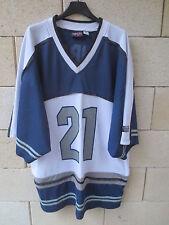VINTAGE Maillot foot américain COWBOYS DALLAS NFL USA jersey shirt n°21 CMP XL