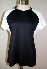 NWT Specialized Atlas Women's Short Sleeve Shirt Black White Sz M