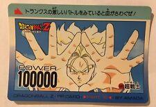 Dragon Ball Z PP Card 685