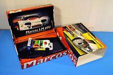 Fly Slot Car 1/32 GT 2001  Marcos 600 LM Campeonato Espana #6