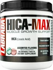 Labrada HICA-MAX Powerful Muscle Growth Stimulator(90 chewable tablets)FREE SHIP