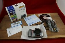 """Olympus SZ-10 14MP Digital Camera 28mm Wide Angle 18x Optical Zoom and 3"""" LCD"""