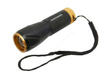 CFG ANTORCHA CREE LED RECARGABLE 5W 300LUMEN ZOOM 200MT 2ORE IMPERMEABLE