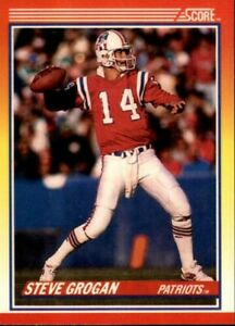 1990 Score Football Card #s 221-440 +Rookies (A1416) - You Pick - 10+ FREE SHIP