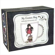 Gorjuss by Santoro London - Gift Boxed Small Bone China Mug - New Heights