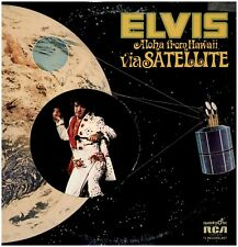 ELVIS PRESLEY Aloha From Hawaii Via Satellite RCA QUADRA DISC VINYL 2 LP RECORD