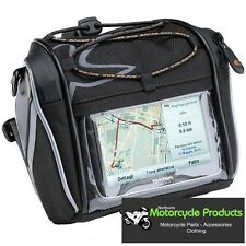 Kappa Racer Compact SAT NAV & GPS Waterproof Carrier System Motorcycle Scooter