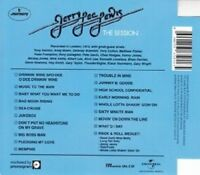 JERRY LEE LEWIS - THE LONDON SESSIONS 1973   CD NEU