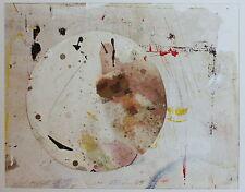 """WALTER FUSI  """" Sole su tagli luce"""" Collage Tec/ Mista  con AUTENTICA 28x24  1963"""