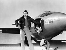 Bell X-1 - Chuck Yeager - Speed Of Sound - Photo Poster