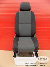 Seat VW Crafter passenger captain seat AUSTIN adjustments