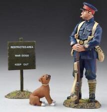 THOMAS GUNN WW1 BRITISH GW025A BRITISH MARINE & BOXER PUPPY MIB