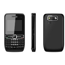 Origina Unlocked  Nokia E63 WIFI QWERTY Keypad 3G Bluetooth 2.0MP Black Phone