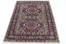 Orientteppich klassisch Aserbaidschan carpet schön 190x160 handgeknüpft NA13959