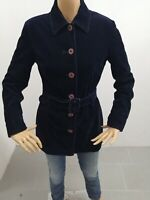 Giacca CAVALLI JEANS Donna Taglia Size 44 Jacket Woman Veste Femme Giubbino 7597