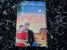 MILLS & BOON MEDITERRANEAN ESCAPES AN ITALIAN AFFAIR 3 IN 1 L/N 2017