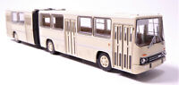 H0 BREKINA Bus Ikarus 280.02 Gelenkbus Stadtbus Überlandbus elfenbein # 59708