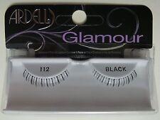 Ardell Glamour Lashes #112 False BOTTOM LASH Under Eyelashes Black 3 pack