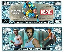 Wolverine Novelty with free shipping & Semi Rigid protector