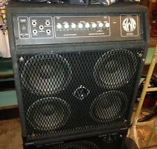 SWR SILVERADO COMBO BASS AMP / 4x8 / AS IS 1 speaker buzzing